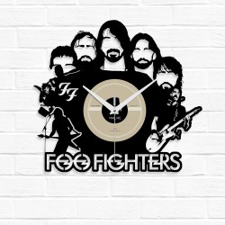 Reloj Foo Fighters