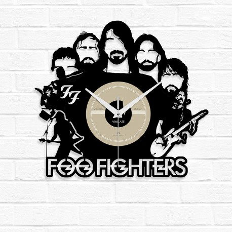 Reloj Foo Fighters