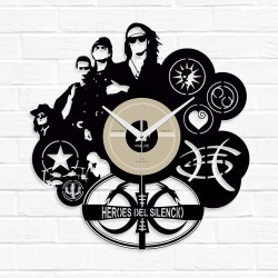 Reloj Héroes del Silencio