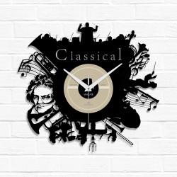 Reloj Música Clásica