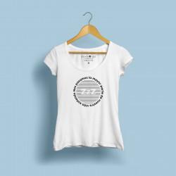 "Camiseta ""soñando"""