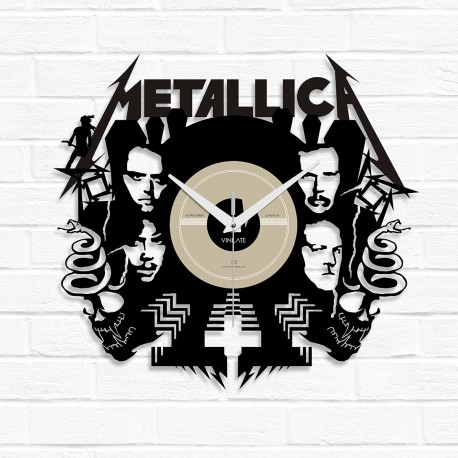 Reloj Metallica