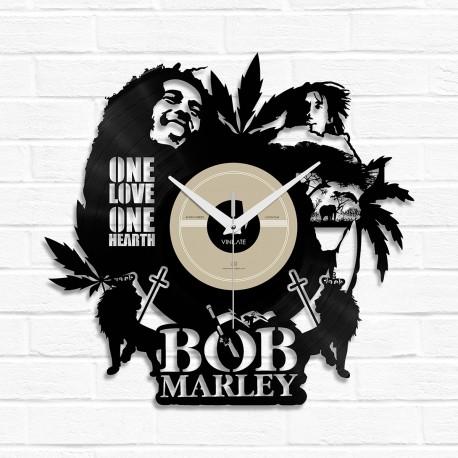 Reloj Bob Marley